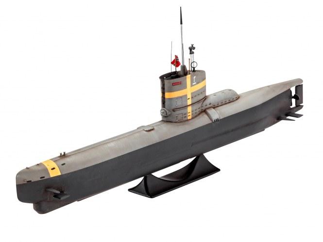 Revell 05140 Deutsches U-Boot Type XXIII Bausatz 1:144