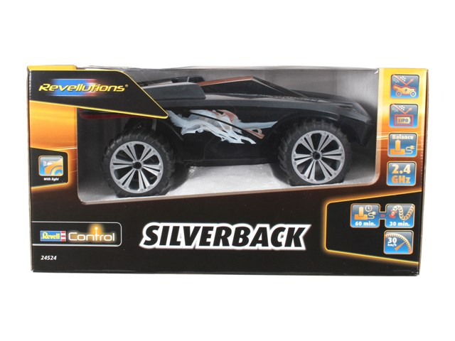 REVELL 24524 RC Revellutions Silverback  (High End Monster)