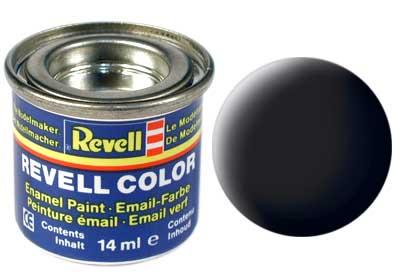 Revell 32108 schwarz, matt 14 ml