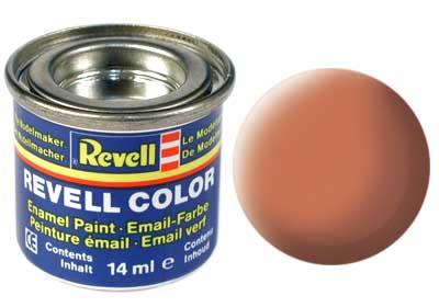 Revell 32125 leuchtorange, matt 14 ml