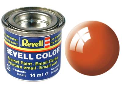 Revell 32130 orange, glänzend 14 ml