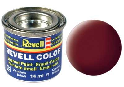 Revell 32137 ziegelrot, matt 14 ml