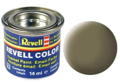Revell 32139 dunkelgrün, matt 14 ml