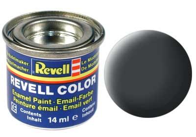 Revell 32177 staubgrau, matt 14 ml