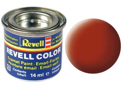 Revell 32183 Farbe rost, matt 14 ml