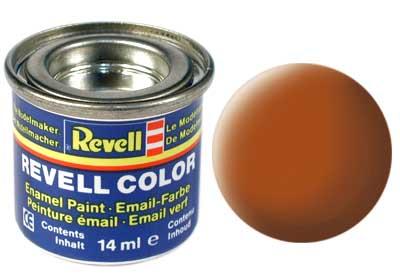 Revell 32185 braun, matt 14 ml