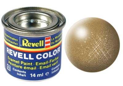 Revell 32192 messing, metallic 14 ml