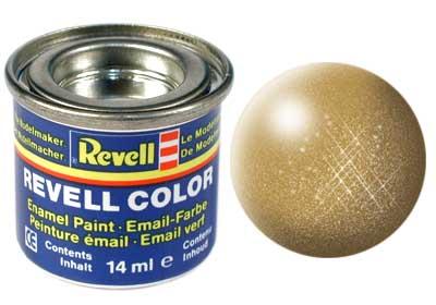 Revell 32194 gold, metallic 14 ml