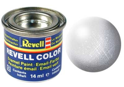 Revell 32199 aluminium, metallic 14 ml