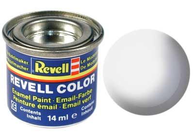 Revell 32301 weiß, seidenmatt 14 ml