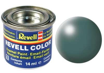 Revell 32364 laubgrün, seidenmatt 14 ml