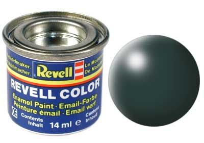 Revell 32365 patinagrün, seidenmatt 14 ml