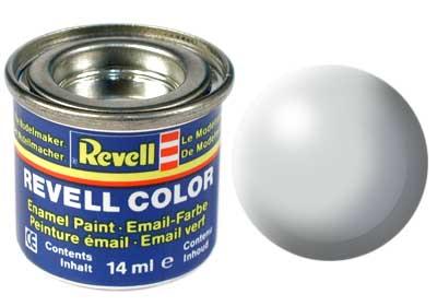 Revell 32371 hellgrau, seidenmatt 14 ml