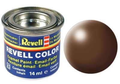 Revell 32381 braun, seidenmatt 14 ml