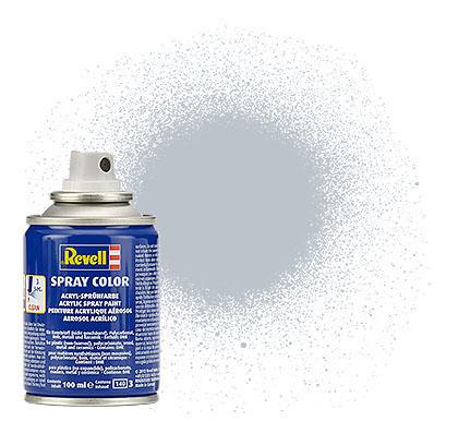 Revell 34199 Spray aluminium, metallic
