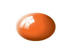 Revell 36130 Aqua orange, glänzend