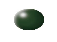 Revell 36363 Aqua dunkelgrün, seidenmatt