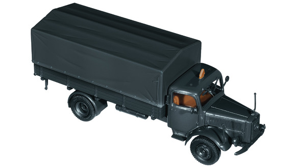05139 Roco Minitank  H0 Bausatz Mercedes L4500 EDW