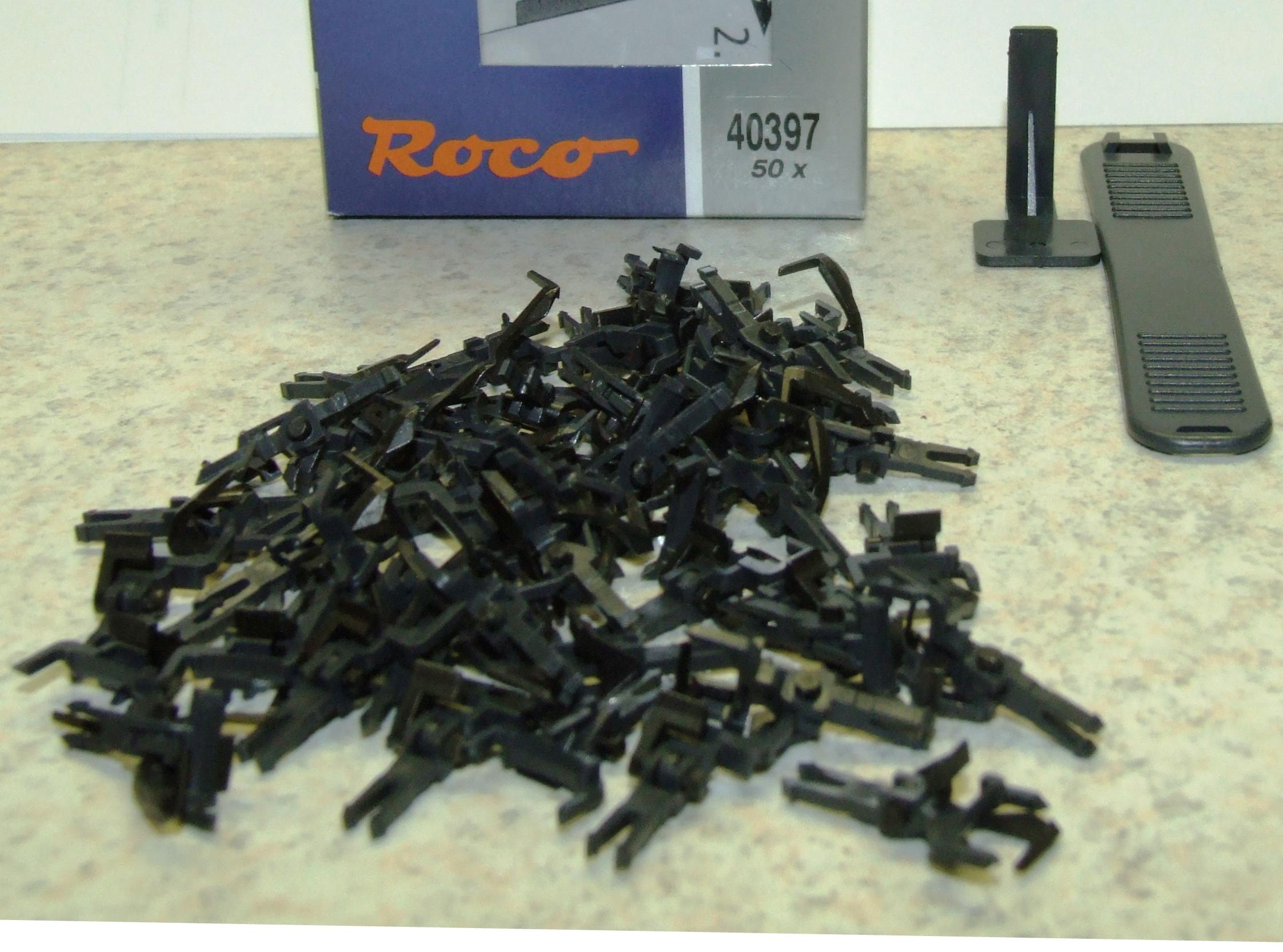 ROCO HO 40397 Universal Bügelkupplung Großpackung