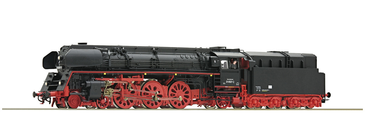 Roco 72135 H0 Dampflokomotive 01 507, DR DCC Sound