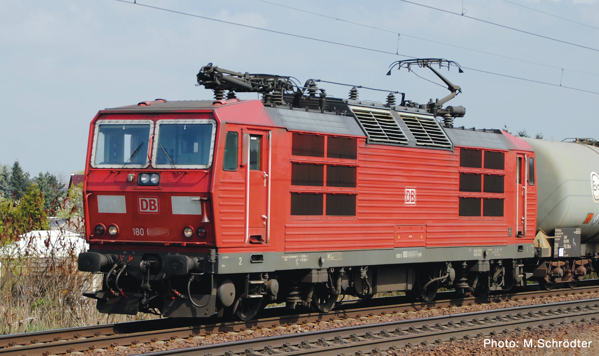 VO Roco 79224 H0 E-Lok BR 180 DB AG AC Snd.