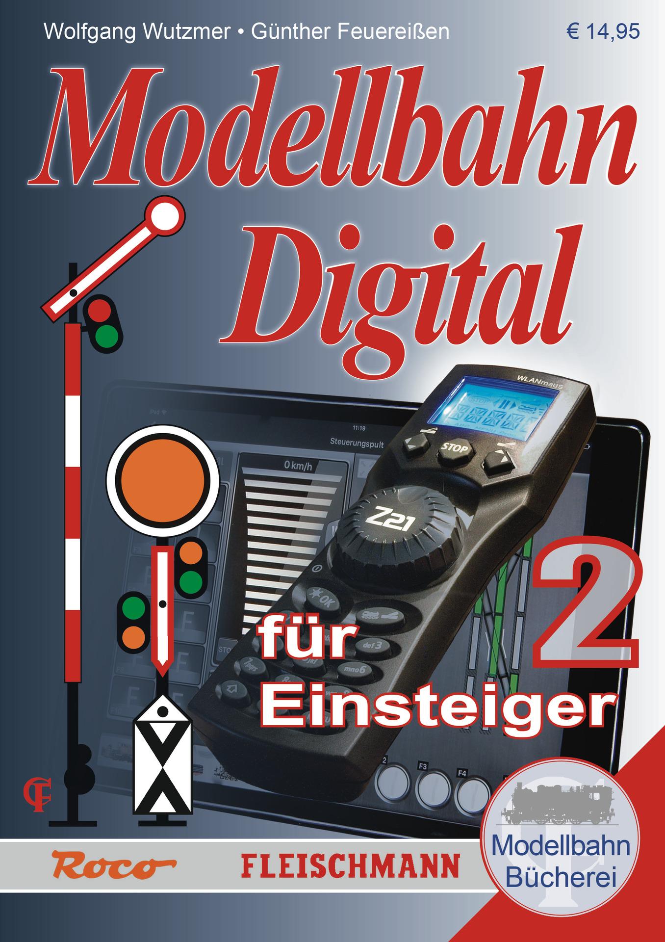Roco 81396  Handbuch: Digital für Einsteiger Band 2