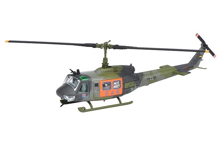 Schuco 452625700 Bell UH 1D Rettungshubschrauber SAR 71 in 1:87 Metall