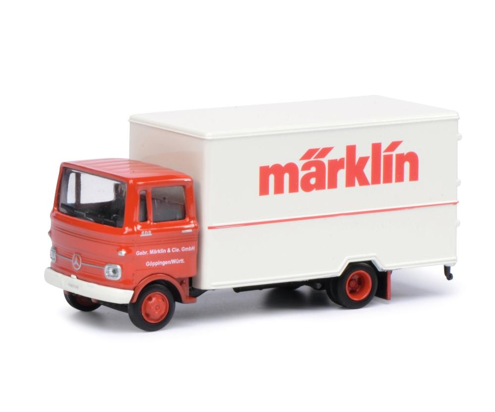 "Schuco 452630100 Mercedes-Benz LP608 ""Märklin"" 1:87"