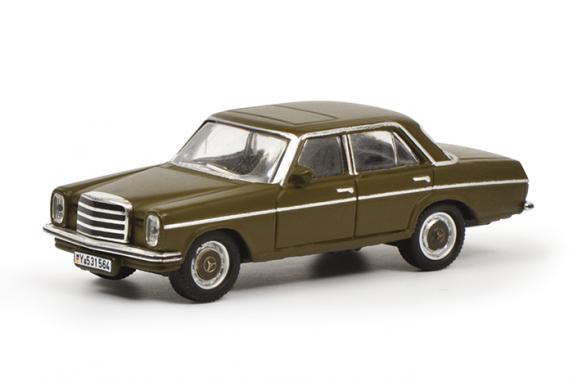 Schuco 452636700 Mercedes Benz -8 Kommandeurswagen Bw 1:87 Metall