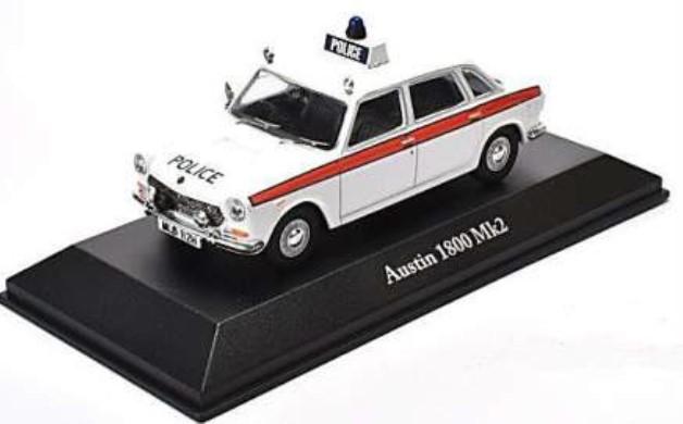 Atlas 4650107 Austin 1800 Mk2 1:43 Polizei / Police