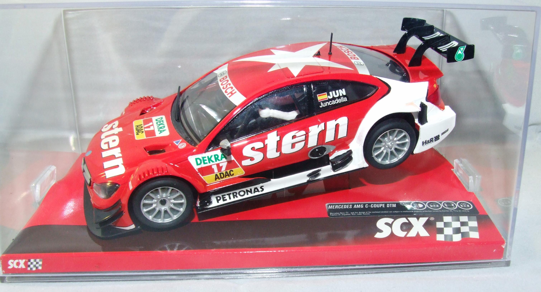SCX 10A137X300 Mercedes AMG C Coupe DTM 1:32 analog NEU & OVP