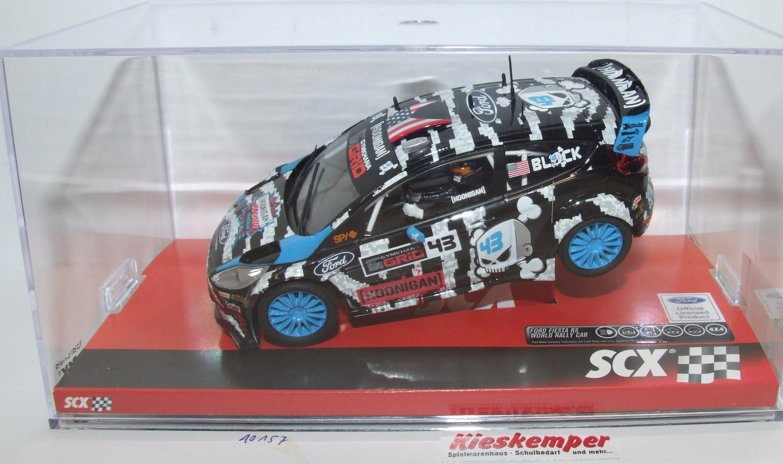 SCX 10A10157 Ford Fiesta RS WRC Ken Block 1:32 analog NEU & OVP