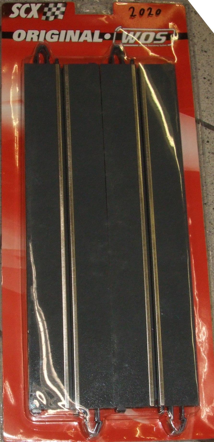 SCX 10U02020 Standardgerade 1 Spur 360mm