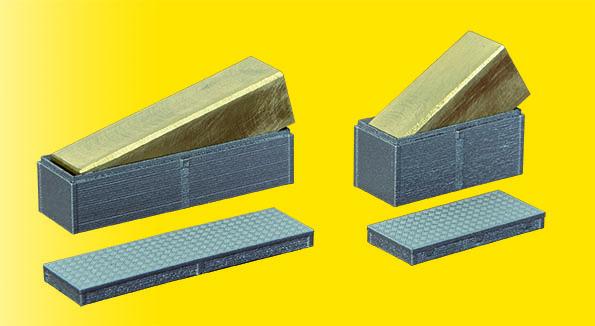 Viessmann-2110-H0-Poids-Supplementaire-2-Pieces
