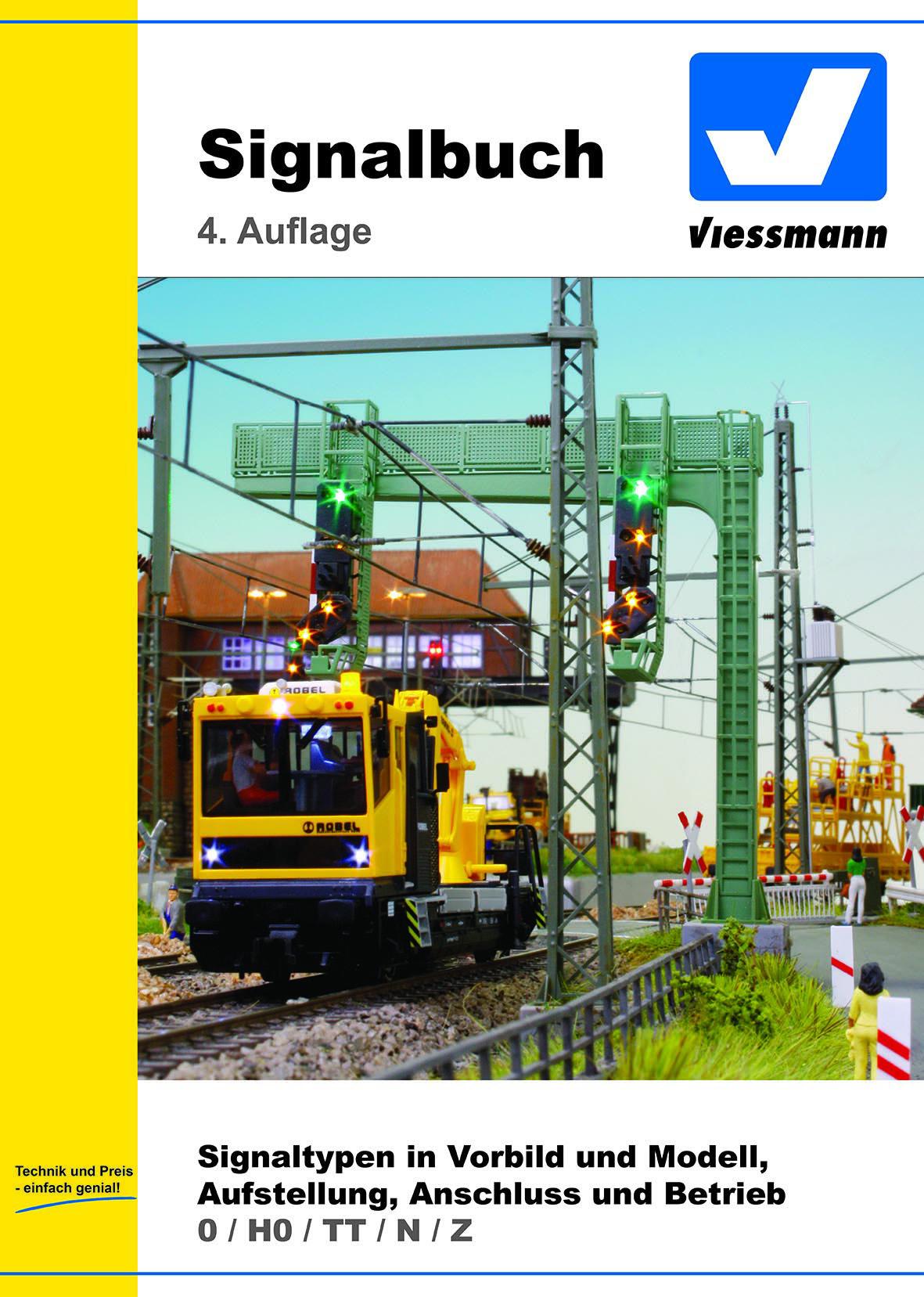 Viessmann 5299 Signalbuch in Vorbild und Modell H0 TT N Z