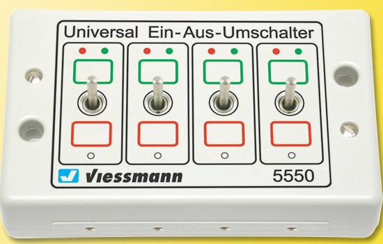 5550 Viessmann Universal Ein-Aus-Umschalter