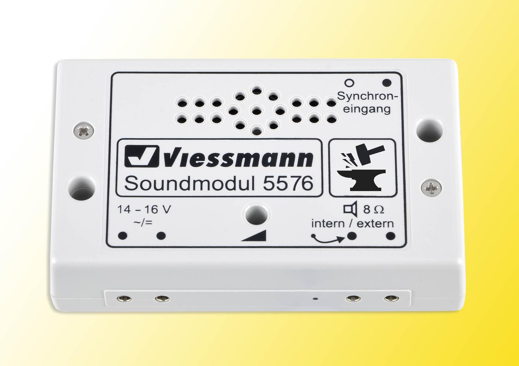Viessmann 5576 Soundmodul Schmied