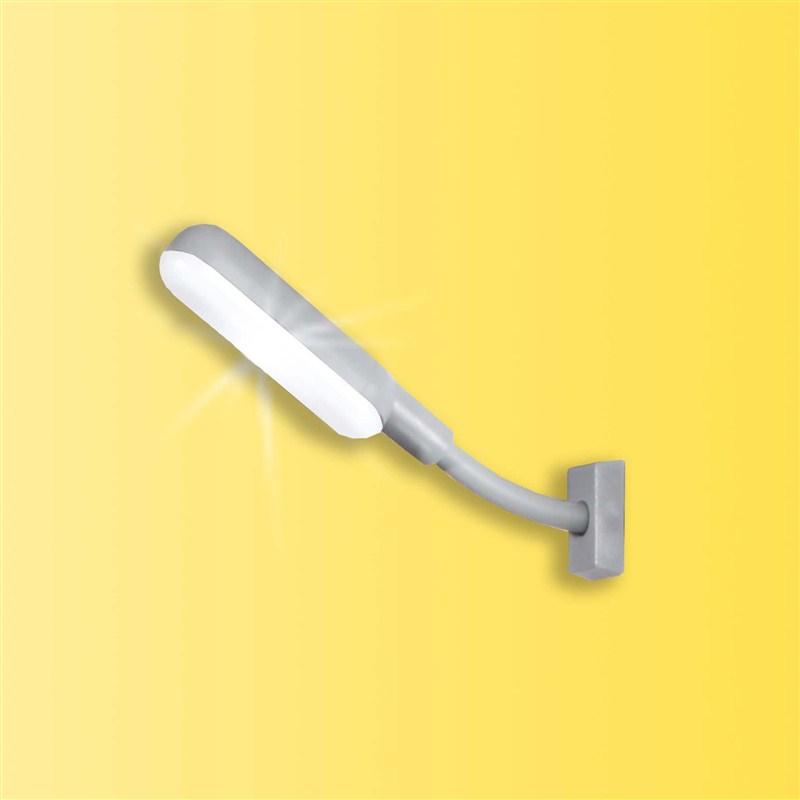 Viessmann 9089 Spur 0 Industrieleuchte, LED weiß