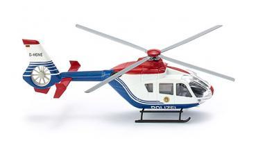 Wiking 2210 Polizei - Hubschrauber in 1:87