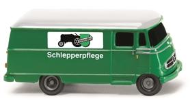 """Wiking 026554 1:87 Kastenwagen (MB L 319) """"Rheinpreußen""""  limitiert"""