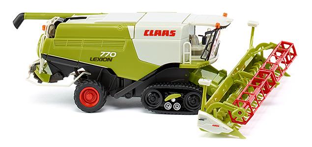 Wiking 38912 Claas Lexion 770 TT Mähdresch 1:87