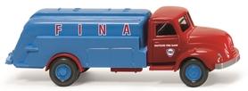 "Wiking 078152 1:87 Tankwagen (Magirus S 3500) ""Fina"" limitiert"