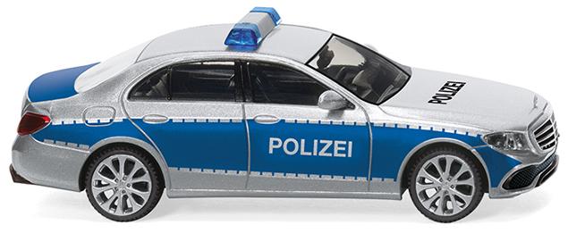 Wiking 22706 Polizei - MB E-Klasse W213