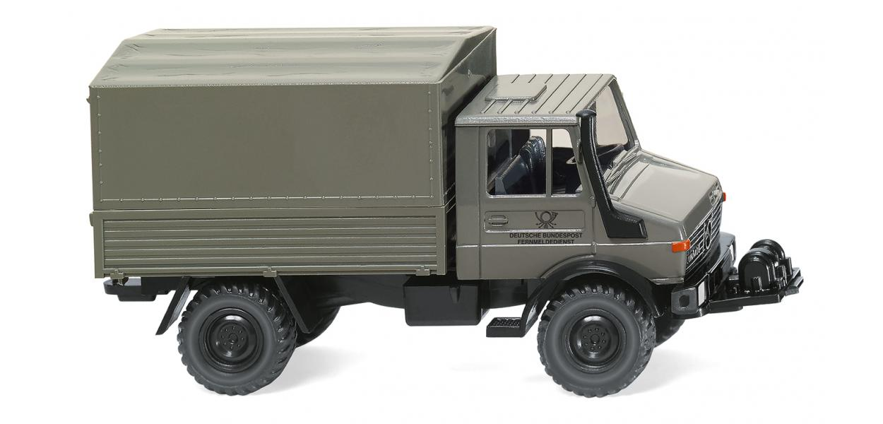 Wiking 37502 Unimog U 1700 L