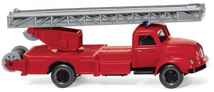 Wiking 062002 Feuerwehr - Drehleiter