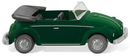 Wiking 080208 VW Käfer Cabrio - yuccagrün