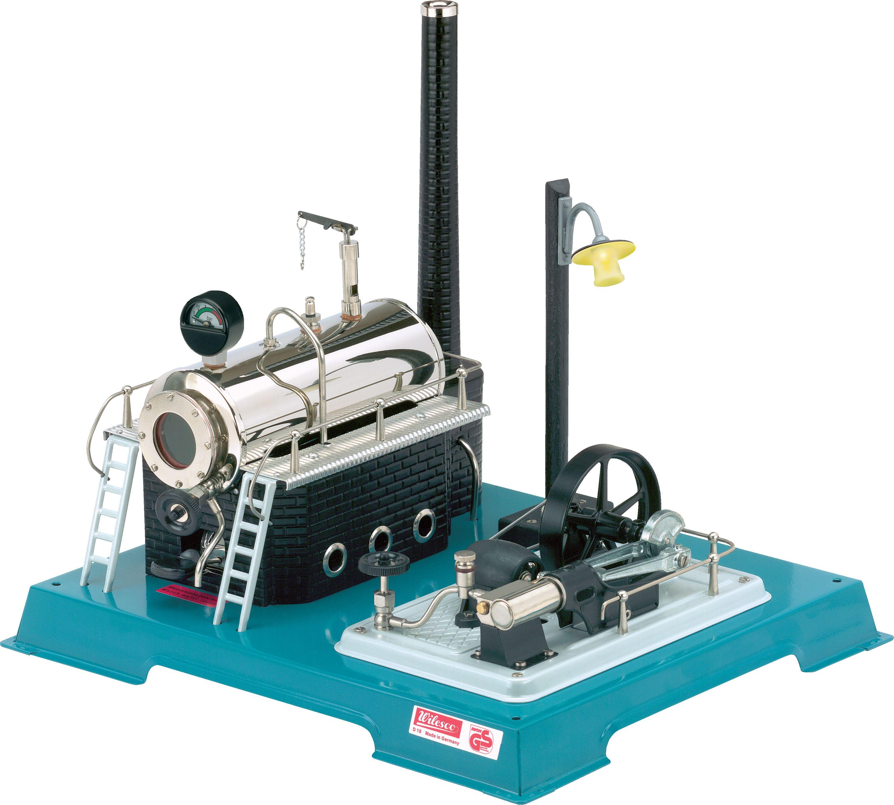 Wilesco 0018 Dampfmaschine D 18