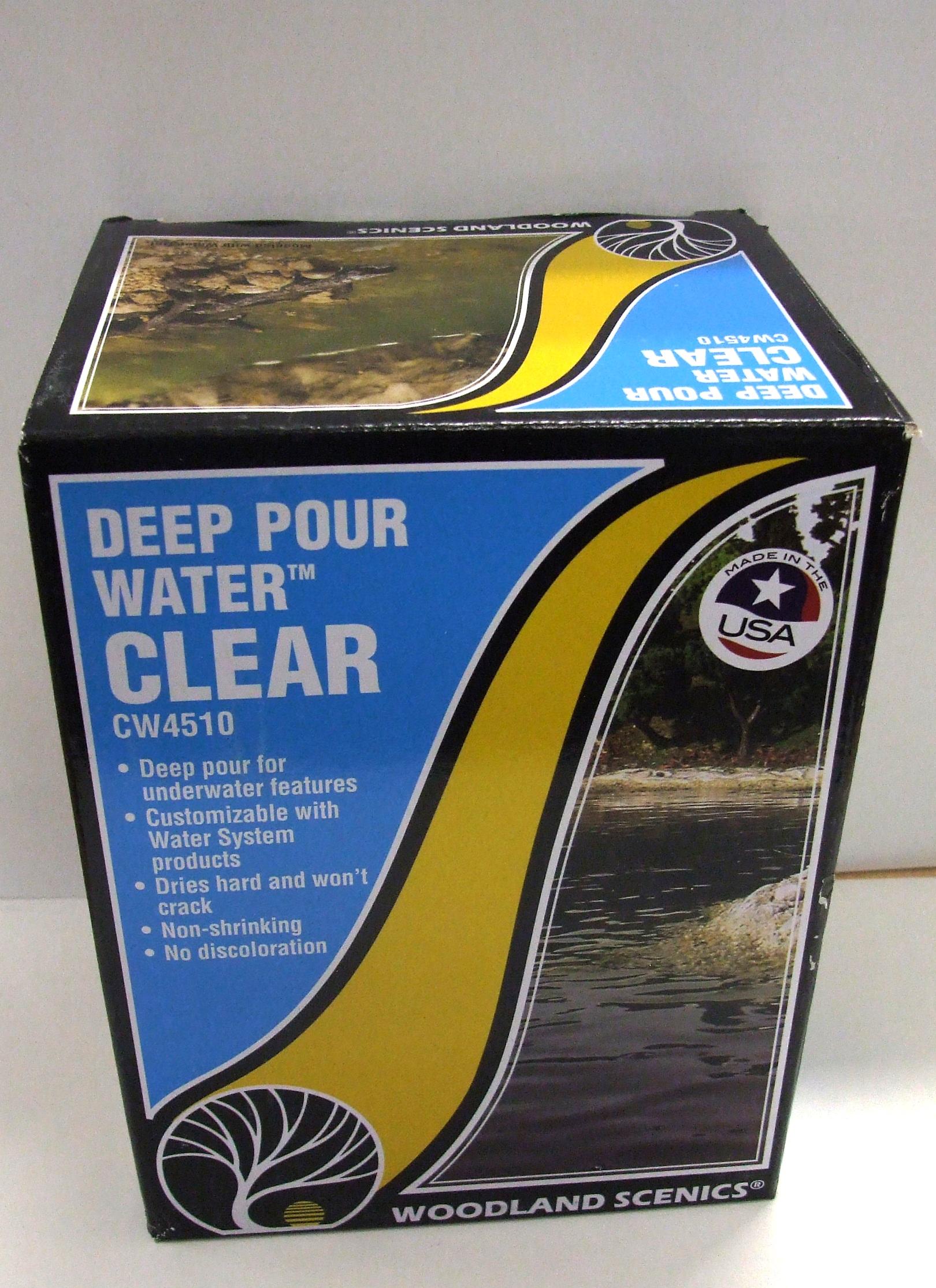 CW 4510 Woodland Wassereffekt, klar