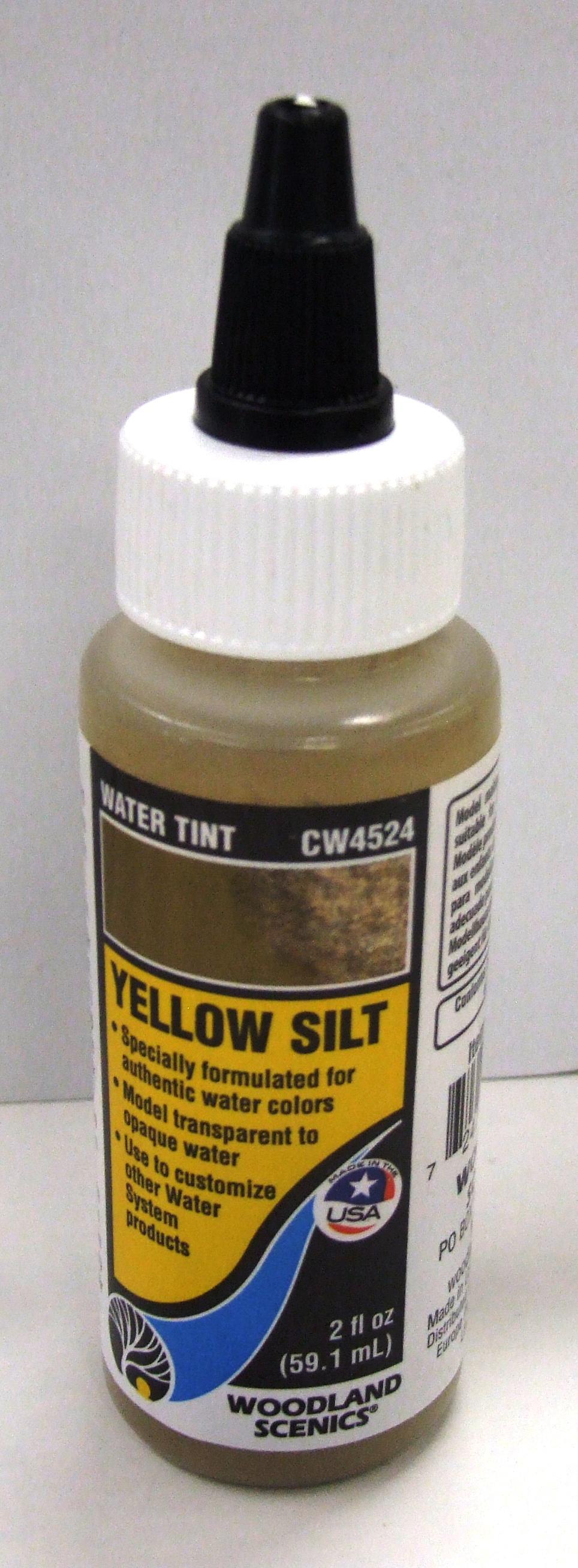 CW 4524 Woodland Wasserfärbung, schlammgelb