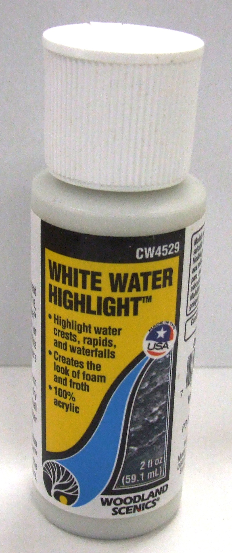 CW 4529 Woodland Wildwassereffekt